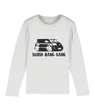 Swish-Bang Gang - Kid's Long Sleeve T-Shirt