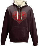 Allotment Lover - 2 Colour Hoodie