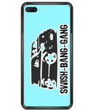 Swish-Bang  i-Phone 8  Premium Hard Case