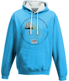 STS Lord Nelson Final Tour - 2 Colour Hoodie