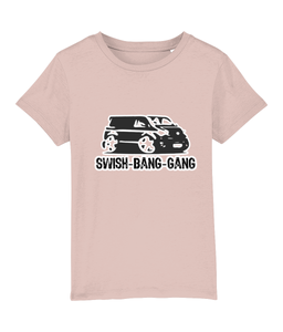 Swish-Bang Gang - Kid's T-Shirt