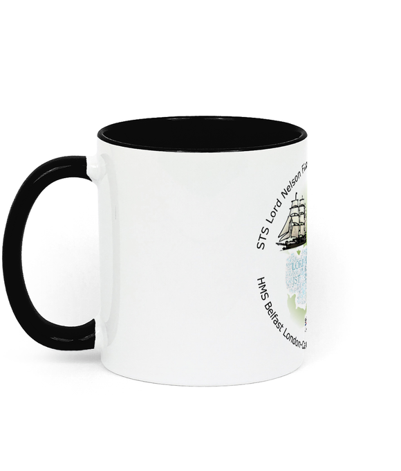 STS Lord Nelson Final Tour - Mug