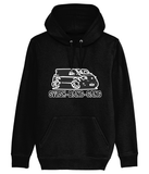 Swish-Bang Gang - Luxury Hoodie
