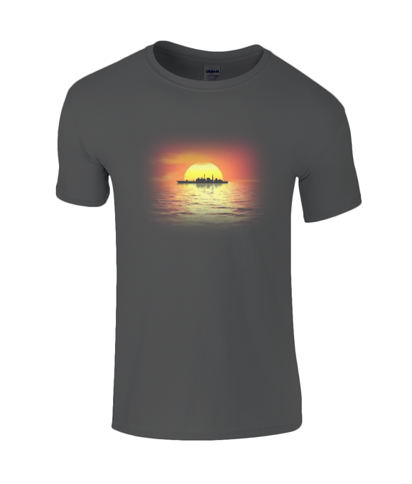 Type 42 Sunset - T-Shirt