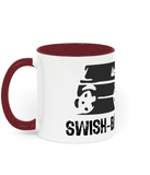 Swish-Bang Gang - Ceramic Mug