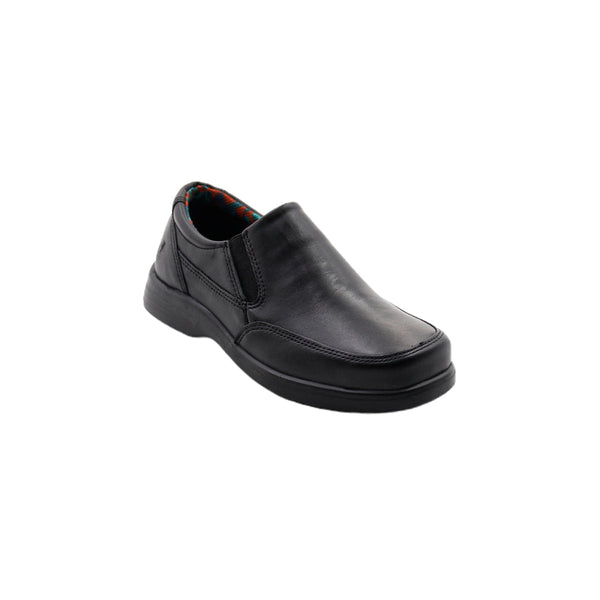 ZAPATO ESCOLAR LUKA SLIP HP - COLOR NEGRO