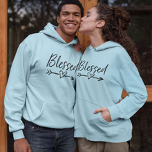 Load image into Gallery viewer, Blessed Unisex Hoodie