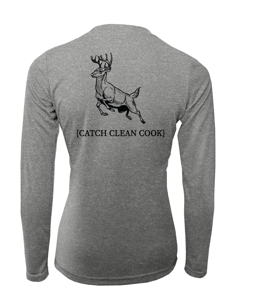Catch Clean & Cook Performance Long Sleeve