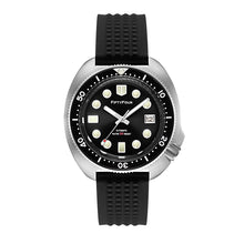 Load image into Gallery viewer, Vintage Seiko Homage 6309 7049 Stainless Steel TURTLE Diver Mens Watch