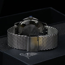 Load image into Gallery viewer, Mesh band 6217 Homage Solid Stainless Steel Band