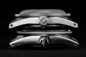 FIFTYFOUR 6217 Homage Solid Stainless Steel Band