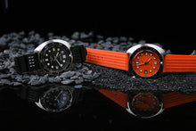 Load image into Gallery viewer, SEIKO Homage 6105 Turtle orange dial