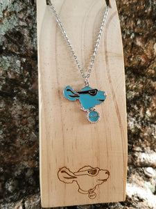 Maui Mutts.com Necklace for Humans