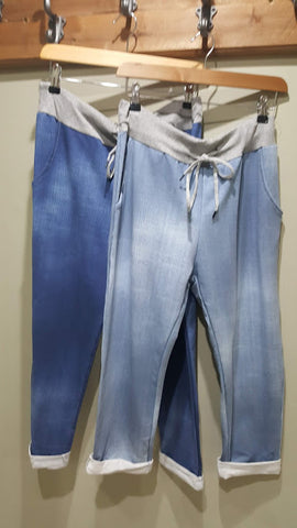 Trouser - Denim - Magic