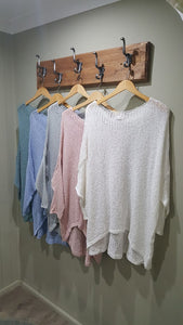 Jumper - Cotton Slouch