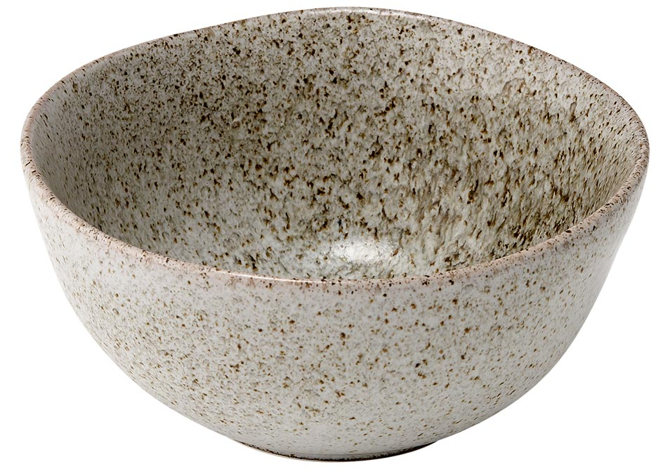 Ladelle - Artisan Porcelain Small Bowl - Grey