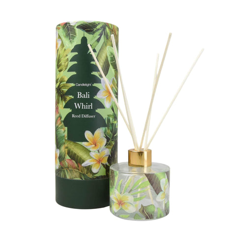 Bali Whirl Reed Diffuser in Gift Box  150ml