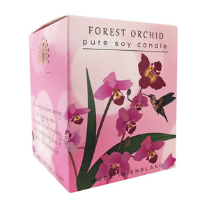 Candle - Forest Orchid - Soy Wax