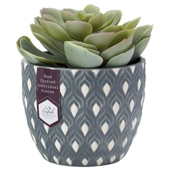 Artisan Indoor Plant Pot - Medium - 108 mm x 88 mm