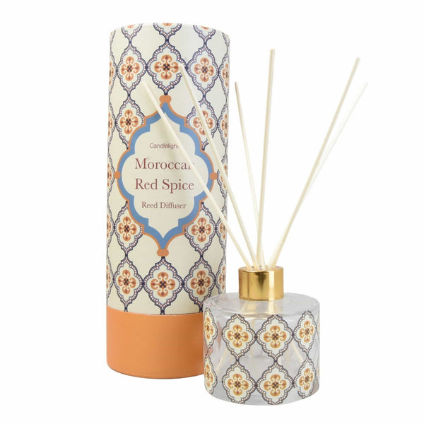 Moroccan Red Spice Reed Diffuser - 150ml