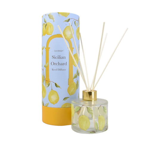Sicilian Orchard Reed Diffuser - 150ml