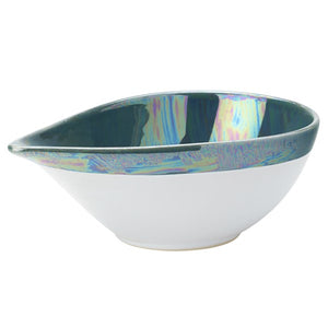 Reflections Teardrop Blue Bowl