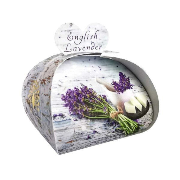Soap - English Lavender Luxury Guest Soap
