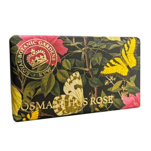 Kew Gardens Soap - Osmanthus Rose - 240g