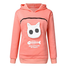 LovelyCat™ - Sweat Poche Kangourou pour Chat