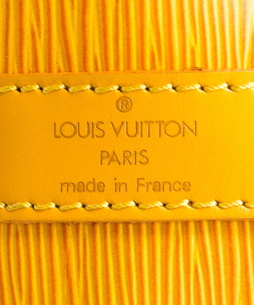 Epi Leather (Yellow) Petit Noe | Louis Vuitton