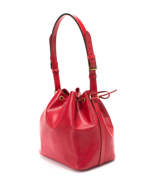 Epi Leather (Red) Petit Noe | Louis Vuitton