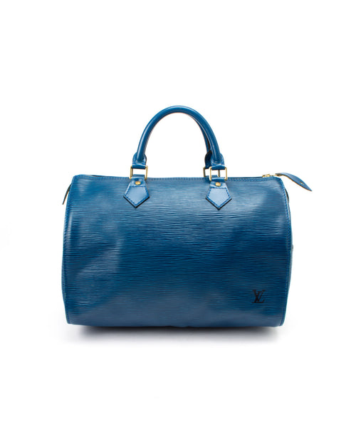Epi Leather (Blue) Speedy 30 | Louis Vuitton