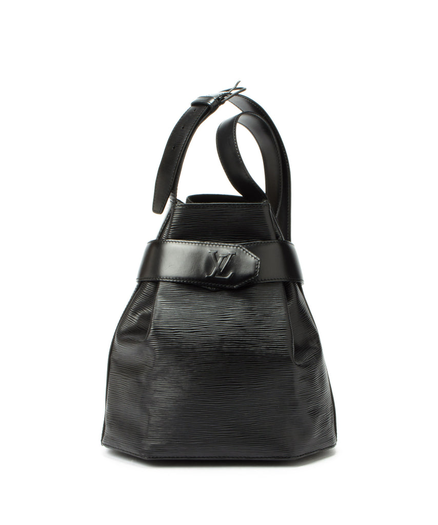 Epi Leather (Black) Sac D'epaule | Louis Vuitton