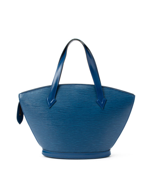 Epi Leather (Blue) St. Jacques | Louis Vuitton