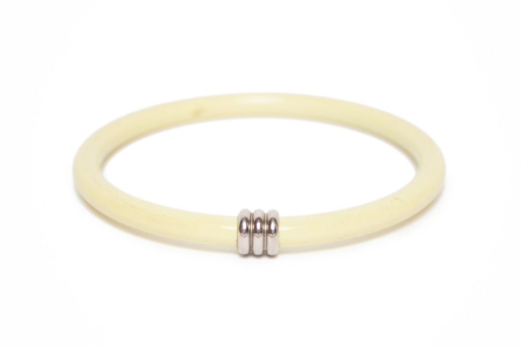 Eternity Bangle | Buttercream