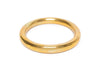 Eternity Bangle | Brass