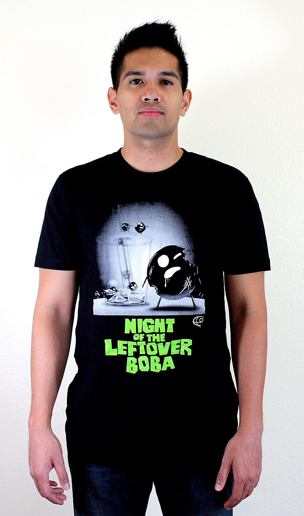 Night of the Leftover Boba T-Shirt