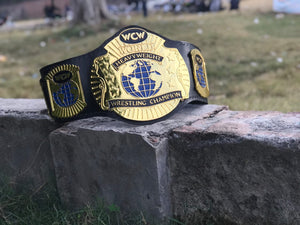 WCW World Heavyweight - Zees Belts
