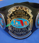 FLORIDA HEAVYWEIGHT Championship Belt - Zees Belts