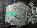 NWA NORTH AMERICAN HEAVYWEIGHT Zinc Championship Belt - Zees Belts