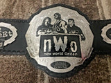 NWO Brass Championship Belt - Zees Belts
