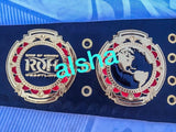 ROH HEAVYWEIGHT Zinc Championship Belt - Zees Belts