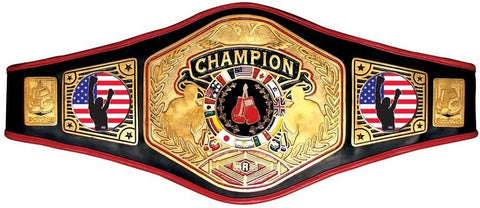 RINGSIDE BOXING ULTIMATE Championship Belt - Zees Belts