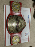 TNA LEGENDS Zinc Championship Belt - Zees Belts
