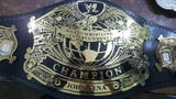 WWE UNDISPUTED Zinc Championship Belt - Zees Belts