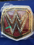 WWE RAW WOMENS Zinc Championship Belt - Zees Belts
