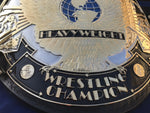 WWF WINGED EAGLE DUAL PLATED 24K GOLD Zinc Championship Belt - Zees Belts