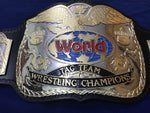 WWF WORLD TAG TEAM DUAL PLATED 24K GOLD Zinc Championship Belt - Zees Belts