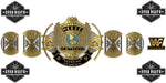 ZBCB-07 Custom Design Championship Belt