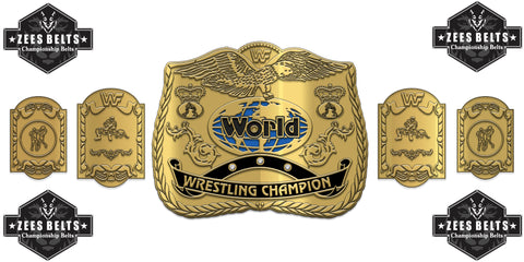 ZBCB-13 Custom Design Championship Belt